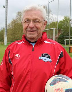 Torwarttrainer Günther Thomas
